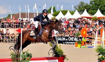 saut d'obstacle à poney