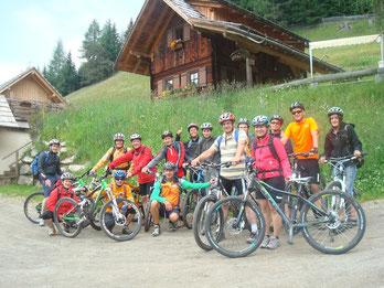 Sport mit Freunden, Gästehaus Poppel, Familienurlaub in Kärnten Österreich