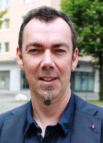 Leserredakteur Tom Soyer (Foto: Moritz Eder)