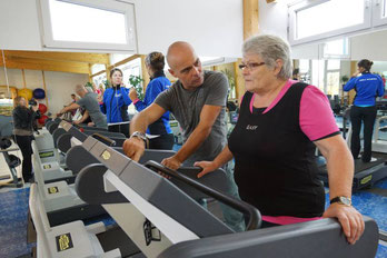 Fitnessstudio St.Pölten cardioFIT - Studio mit betreutem Fitnesstraining - abnehmen