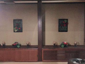 フラワー装飾 館内装飾