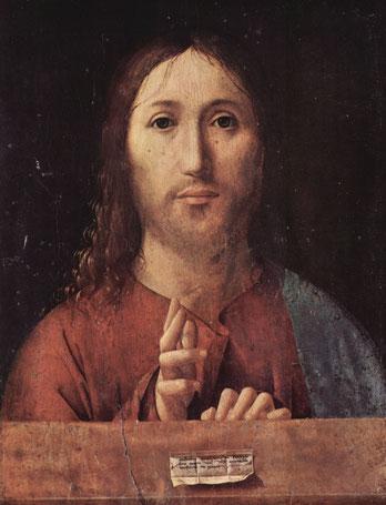 Salvator Mundi Da Messina >> Die Grenzen von Kunstwerken - Teil 2 - kunstgeschichte-in-einzels Webseite!