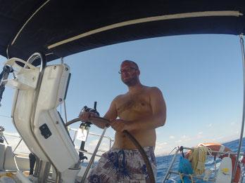 Segeln an der Ostküste Mallorcas