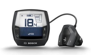 Das Bosch Intuvia Display liefert Ihnen alle wichtigen Daten auf einen Blick