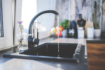 Thermische Desinfektion von Trinkwasser