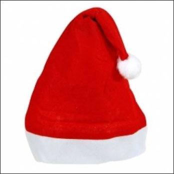 Gehört für mich am Samstag dazu - die Nikolausmütze