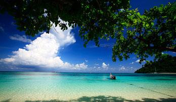 Geniessen Sie Ihren Urlaub an Thailands schönsten Stränden.