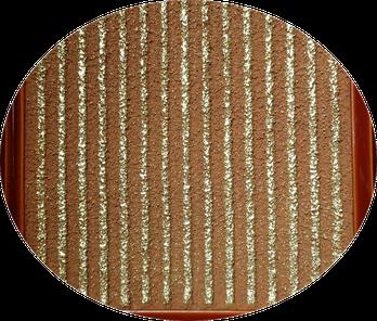 土のソムリエ 挟土秀平氏が手掛ける土壁は、勾玉プレミアムのオリジナルです。