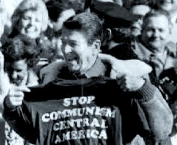 USAs tidl. præsident Ronald Reagan