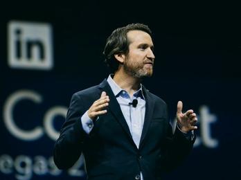 Brandon Browne Head of Recruitment LinkedIn