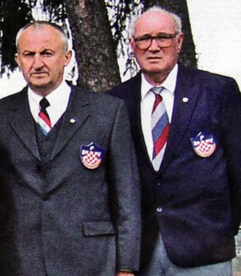 Petar Čorak i Antun Paus