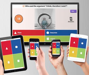 Quizz interactif pour séminaire CE