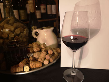 Hoe proef je wijn? Viscositeit Marangoni effect