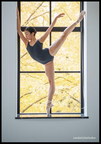 バレエダンサー写真