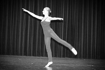 Ballettprüfung