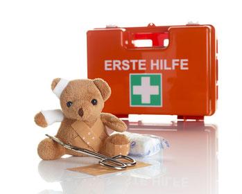 Erste Hilfe am Säugling und Kind in Hannover