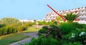 Location - Héliopolis - Cap d'Agde Naturiste