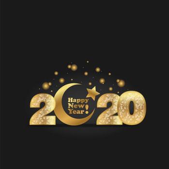 Belle et Chaleureuse année 2020 à toutes et à tous !