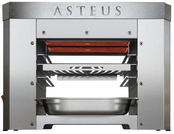 Asteus Steaker Infrarot Grill