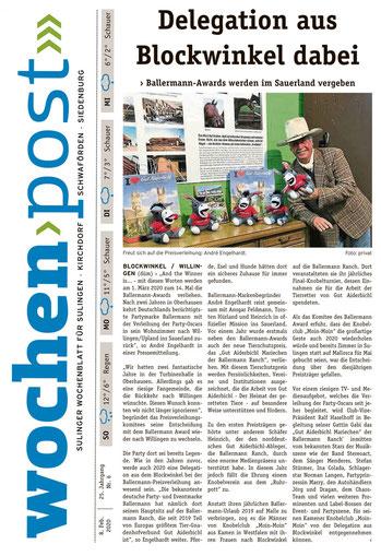 Die Wochenpost, Landkreis Diepholz
