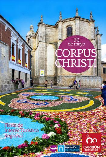 Corpus Christi en Carrión de los Condes