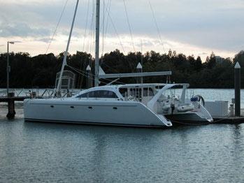 Catamaran Salanjo