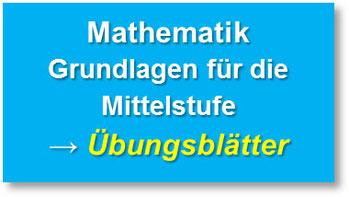 Mathematik - Übungsblätter