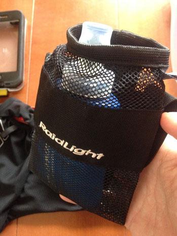 レイドライトのラピッシュバッグにシンデレラFIT‼