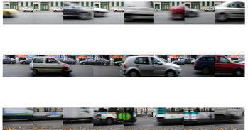 Claire Guyard-Aschehoug Partition numérique motion photographie art contemporain Paris Misia Gallery