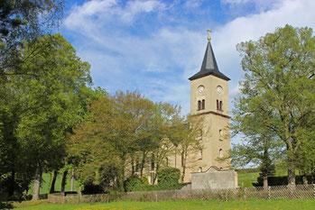 Kirche in Herold/Erzgebirge