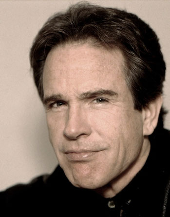 Sometimes simple is best: a basic, unaffected portrait of actor/filmmaker Warren Beatty.