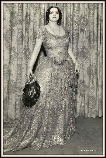 Giuseppe Verdi LA TRAVIATA (Violetta) - San Francisco (USA) 1932