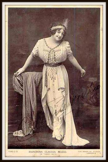 Giacomo Puccini (TOSCA)