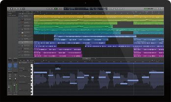 corso apple logic pro x, sonic design
