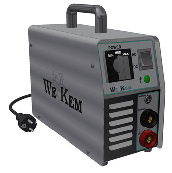 WELD CLEANOX - electrochemical system