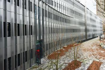 Spoho Köln Deutsche Sporthochschule BlowerDoor Test