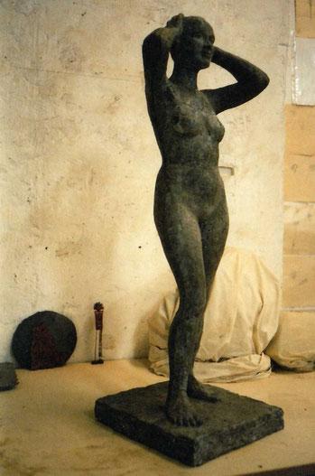 Skulptur von Alena Sedelmeyr