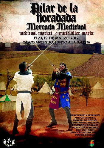 Programa del Mercado Medieval en Pilar de la Horadada