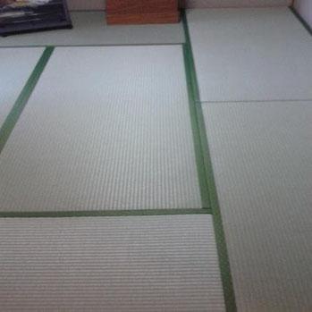 畳替え 気分草快 樹脂表使用
