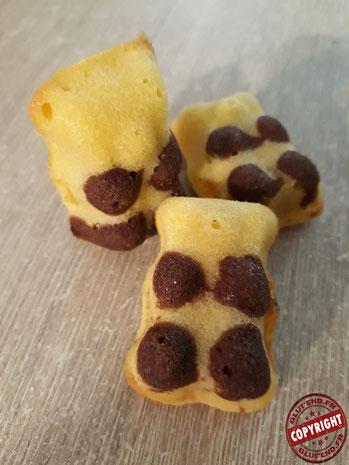 mini oursons lu maison sans gluten sans lactose