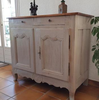 Peinture meubles anciens