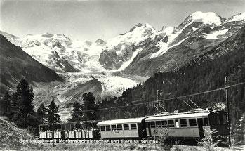 Verlag G. spini St. Moritz, gestempelt 03.10.1939