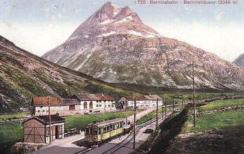 Editin Photoglob Zürich, gestempelt 16.07.1925