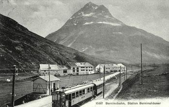 Werli AG Kilchberg, gestempelt 12.06.1910