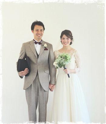 結婚写真 クラシック