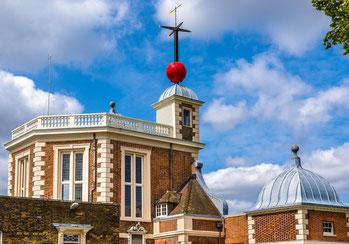 写真:イギリス・グリニッジ天文台