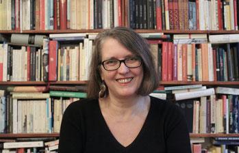Britta Jürgs Verlegerin AvivA Verlag Alma M. Karlin Nellie Bly