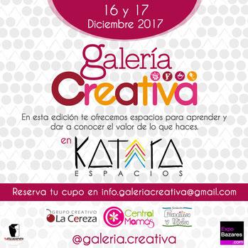 Galería Creativa - Diciembre 2017