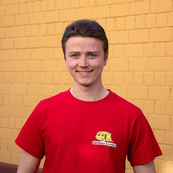 Nico Thoma Werkstatt und Junior Chef