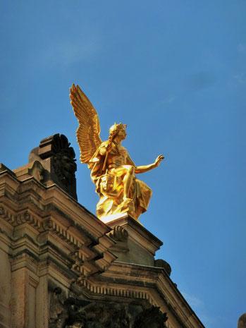 Engel auf der Kunstakademie